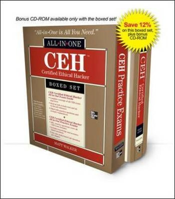 CEH Certified Ethical Hacker Boxed Set