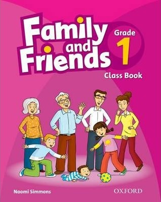 Family & Friends Grade 1 Students Book