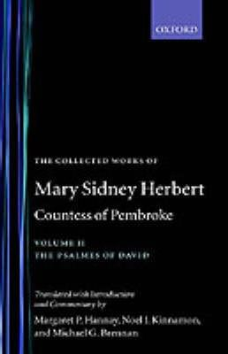 The Collected Works of Mary Sidney Herbert, Countess of Pembroke: The Psalmes of David Volume II