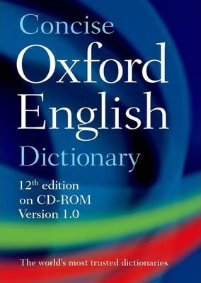 Concise Oxford English Dictionary: Windows/Mac Individual User Version 1.0