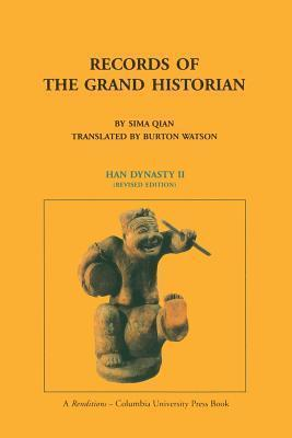 Records of the Grand Historian: Han Dynasty II