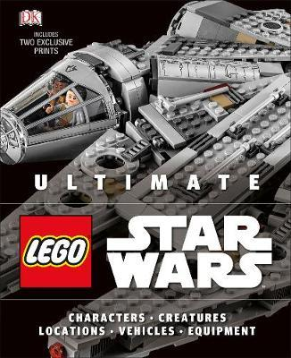 ultimate lego star wars by chris malloy