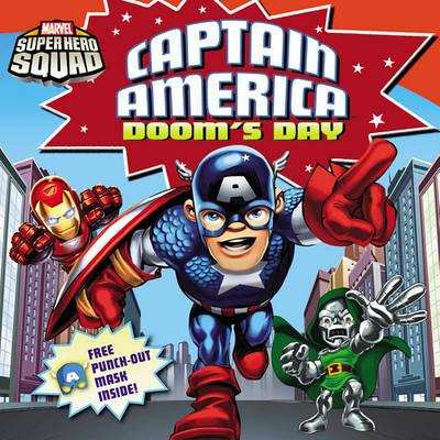 Captain America Doom's Day