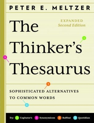 The Thinker's Thesaurus