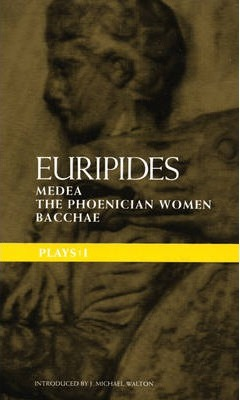 comparison of medea by euripides jean Binary opposition, euripides, greek society - comparison between the bacchae and the medea.