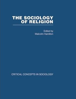 Sociology of Religion V2