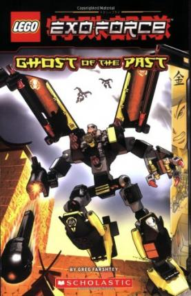 Ghost of the Past Chapter Book