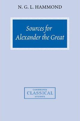 Sources for Alexander the Great
