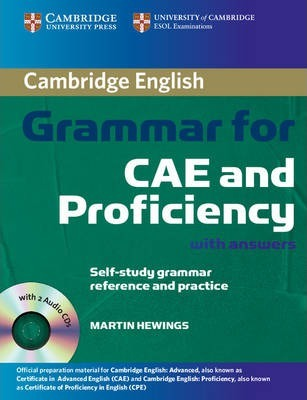 Cambridge Grammar for CAE and Proficiency with Answers and Audio CDs (2)
