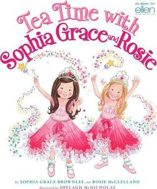 Tea Time with Sophia Grace and Rosie
