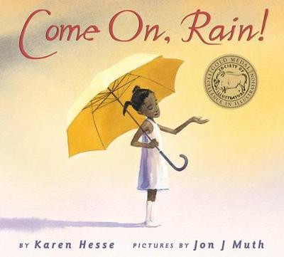 come on rain karen hesse 9780590331258