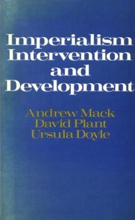 Imperialism, Intervention and Development