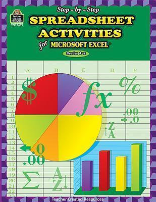 Step-By-Step Spreadsheet Activities for Excel