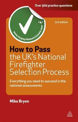 How to Pass the UK's National Firefighter Selection Process