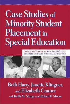 case studies of minority student placement in special education An ethnic minority child a girl from a poor family module 3: education for children with special needs (3 hours) unit 1: the rights of children with special needs task 2: case studies of children with special needs (25 minutes.