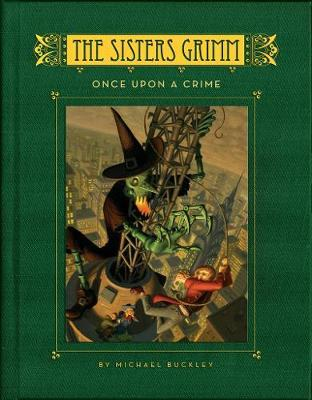 The Sisters Grimm: Bk. 4