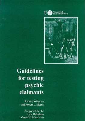 Guidelines for Testing Psychic Claimants