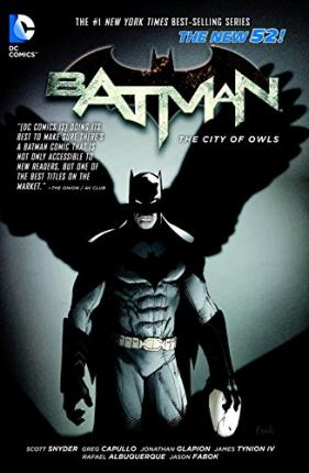 Batman: The City of Owls Volume 2