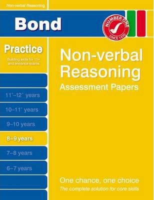 Bond Non-Verbal Reasoning Assessment Papers 8-9 Years