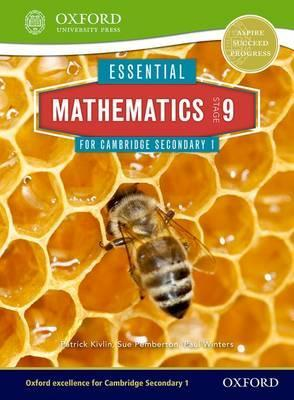 Essential Mathematics for Cambridge Secondary 1 Stage 9 Pupil Book: Stage 9