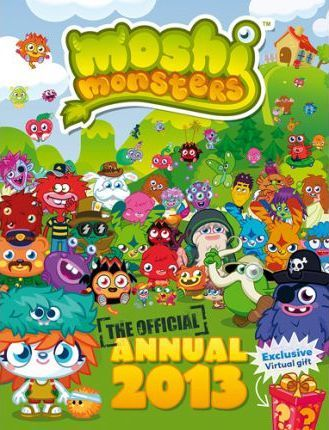Moshi Monsters Official Annual 2013 2013