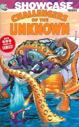Showcase Presents Challenges of the Unknown 1