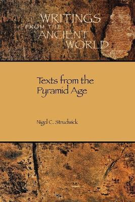 Texts from the Pyramid Age