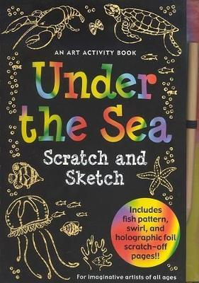 Sketch and Scratch Under the Sea