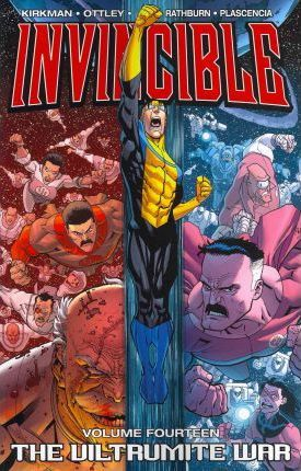 Invincible: Viltrumite War Volume 14
