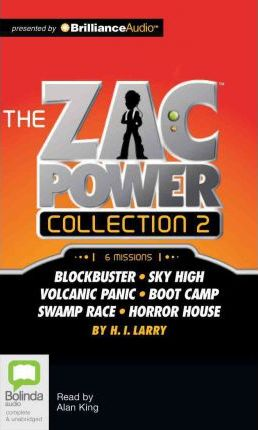The Zac Power Collection #2