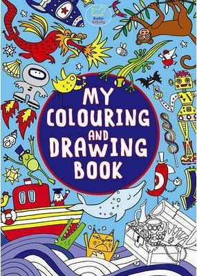 My Colouring and Drawing Book