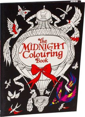 The Midnight Colouring Book