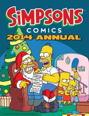 Simpsons - Annual 2014