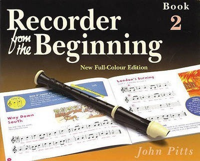 Recorder from the Beginning: Pupils Edition Bk. 2