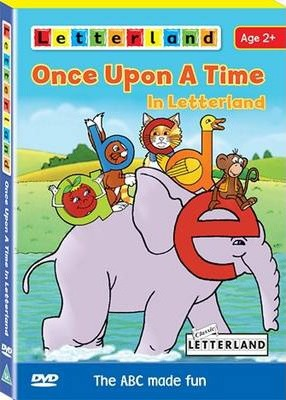 Once Upon a Time in Letterland