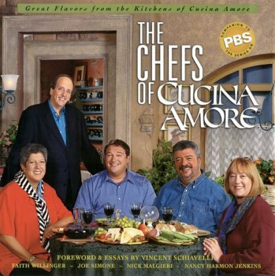 The Chefs of Cucina Amore
