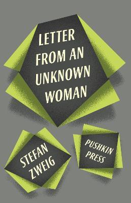letter from an unknown woman and other stories by stefan zweig