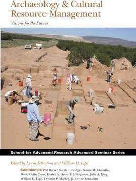 Archaeology & Cultural Resource Management