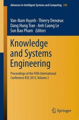Knowledge and Systems Engineering: Volume 2