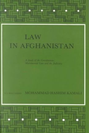 Law in Afghanistan
