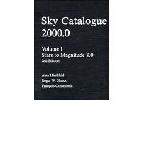 Sky Catalogue 2000.0: Stars to Magnitude 8.0 v. 1