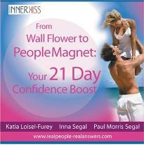 From Wall Flower to People Magnet