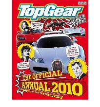 """Top Gear"": The Official Annual 2010"