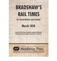 Bradshaw's Rail Times 1850: March 1850