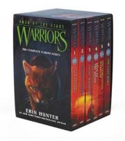 Warriors: Omen of the Stars Box Set: Volumes 1-6: Volumes 1-6