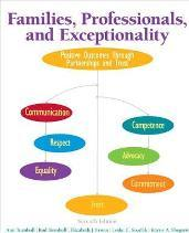 Families, Professionals, and Exceptionality with Access Code