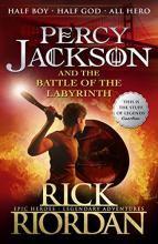 Percy Jackson and the Battle of the Labyrinth: Bk. 4