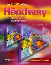 New Headway: Elementary: Student's Book Elementary level