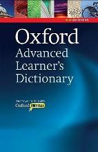 Oxford Advanced Learner's Dictionary: (Includes Oxford iWriter)