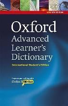 Oxford Advanced Learner's Dictionary: With Oxford iWriter